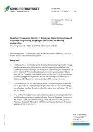 Läs yttrandet, 83/2013 - Konkurrensverket