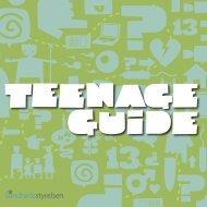 Teenage Guide - Sundhedsstyrelsen