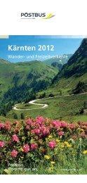 Kärnten 2012 - Postbus
