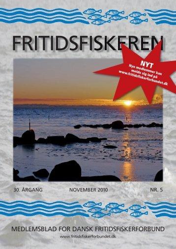 Blad nr. 5 - Dansk Fritidsfiskerforbund