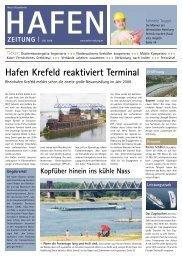 Ausgabe 7/2008 - Hafen-zeitung.de