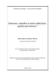 Jeunesses, cannabis et autres addictions : quelles préventions ?