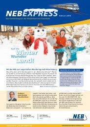 NEB-Express Februar 2013