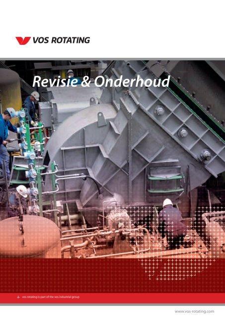 Revisie & Onderhoud - Vos Mechanical