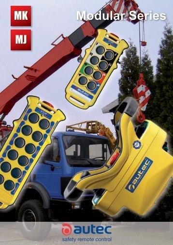 Autec MK medium serie - Joosten hijsen in het oosten