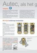 Autec MK medium serie - Joosten hijsen in het oosten - Page 4