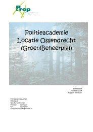 Bijlage 5 Groenbeheerplan - Planviewer