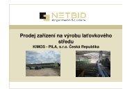 Katalog v PDF formátu - NetBid