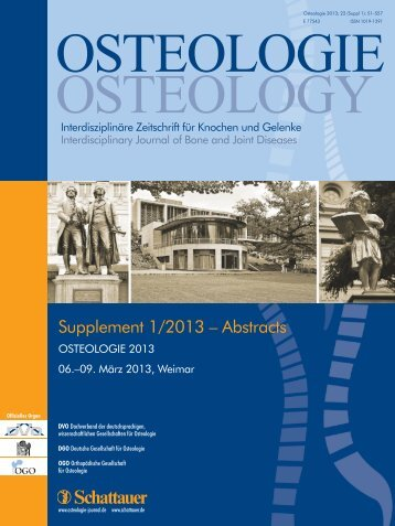 Download - Osteologie Kongress