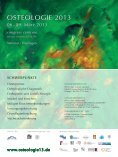 Download - Osteologie Kongress - Seite 5