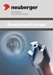 Sonderwerkzeuge - Neuberger GmbH