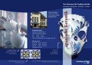 Spanische Keramiksammlung - Stadt Neuenburg am Rhein