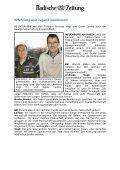 Donnerstag, 18. März 2010 Pressespiegel der Stadt Neuenburg am ... - Page 2