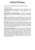 Donnerstag, 18. März 2010 Pressespiegel der Stadt Neuenburg am ... - Page 6