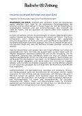 Mittwoch, 10. März 2010 Pressespiegel der Stadt Neuenburg am ... - Page 2