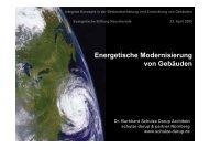 kWh/m²a - NeuErkerode
