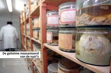 De geheime massamoord van de nazi's - VormingPlus Brugge