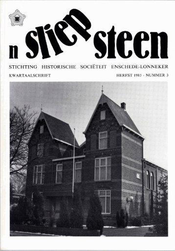 Deze n Sliepsteen kunt u als PDF downloaden - Stichting ...