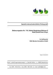 4. spezielle artenschutzrechtliche Prüfung (saP) - Stadt Neukirchen ...