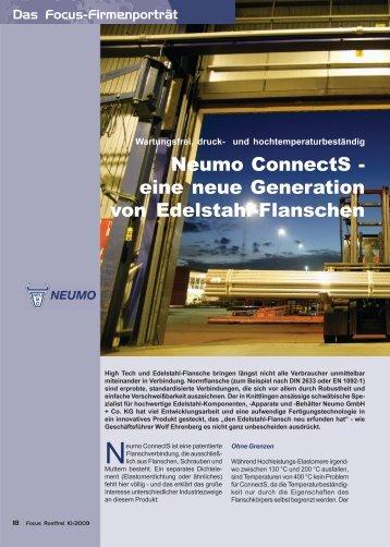 Focus-Firmenportrait - neumo