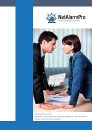 NetAlarmPro Flyer - NetCallUp Software GmbH