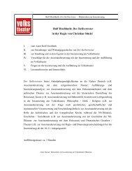 Stellvertreter Schulmaterialien - Münchner Volkstheater