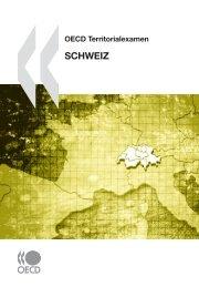 OECD Territorialexamen: Schweiz 2011 - admin.ch