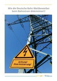 Die Studie als PDF - Netzwerk Privatbahnen