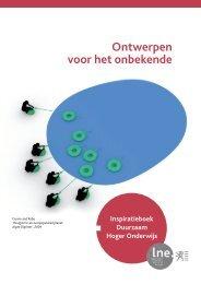 Handelingskader Duurzaam Hoger Onderwijs - LNE.be