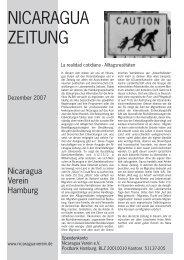 ganze Zeitung.indd - Nicaragua Verein Hamburg