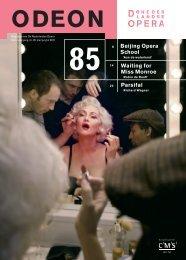 Odeon 85 - De Nederlandse Opera