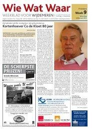 KORT NIEUWS - De Brug