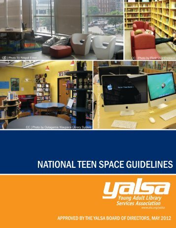 NatioNaL teeN Space guideLiNeS