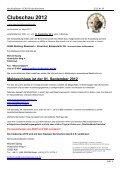 Clubschau 2012 - Neufundländer Club für Europa e.V. - Page 7