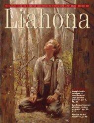 December 2005 Liahona