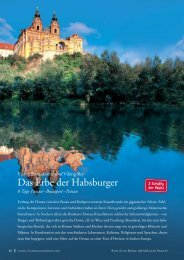 Das Erbe der Habsburger - Viking Flusskreuzfahrten