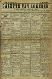 Zondag 27 November 1910. 67
