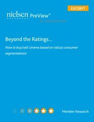 abridged report - Nielsen