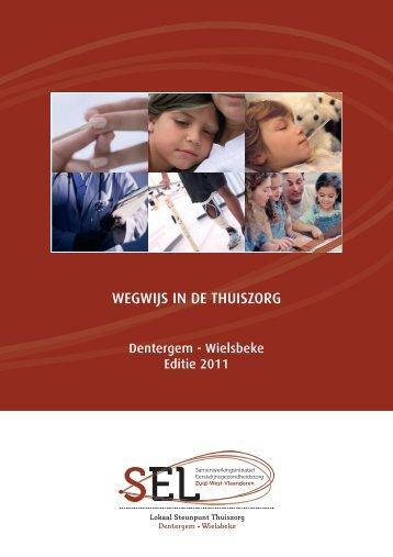 diensten voor maatschappelijk werk - SEL's in West – Vlaanderen
