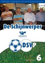 1 Officieel cluborgaan van sportvereniging DSVP oktober 2008 ...