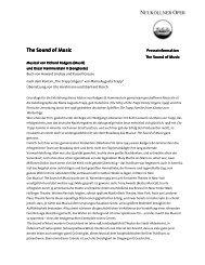 The Sound of Music - Neuköllner Oper