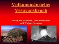 Praesentation Vesuv