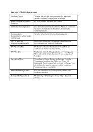 Schulcurriculum Klasse 7