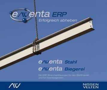 Erfolgreich abheben - eNVenta ERP
