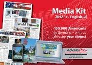 Media Kit - AdvantiPro GmbH