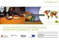 Präsentation Soziales Unternehmen - Neuköllner Netzwerk ...