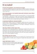 egyem vagy ne egyem_Layout 1 - Országos Egészségfejlesztési ... - Page 5