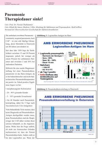 Infektionsgespr.che Ende - Antibiotika Monitor