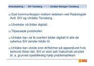 Henvisning til bildediagnostikk - Sykehuset i Vestfold