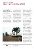 Norddeutsche Mission - Projekte 2003 - Seite 4